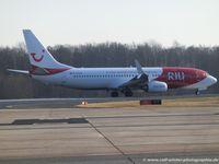 D-ATUZ @ EDDK - Boeing 737-8K5(W) - X3 TUI TUIfly 'RIU Hotels & Resorts' - 34691 - D-ATUZ - 09.03.2016 - CGN - by Ralf Winter