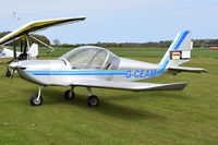 G-CEAM @ X3CX - Parked at Northrepps. - by Graham Reeve