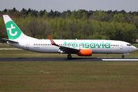 a2a645b050 PH-GGX - B738 - Transavia