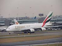 A6-EUB @ EHAM - emirates a380 - by fink123