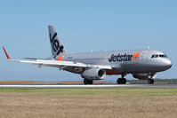 VH-XSJ @ YMAV - JETSTAR - by Fred Willemsen