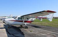 N337JJ @ KRYV - Cessna T337G