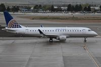 N203SY @ KBOI - Taxiing out to RWY 10L. - by Gerald Howard