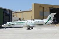 9H-JPC @ LMML - Embraer EMB-135BJ Legacy 9H-JPC AirX - by Raymond Zammit