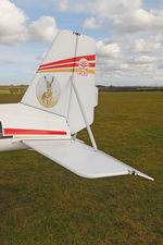 G-HARL @ X5FB - Comco Ikarus C42 FB100 Bravo, Fishburn Airfield UK, March 7th 2017 - by Malcolm Clarke