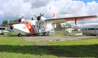 7245 @ KSTS - Grumman HU-16E - by Mark Pasqualino