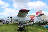 N443DF @ KSTS - Grumman S2F-1 - by Mark Pasqualino