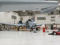 78-0584 @ KBOI - Undergoing maintenance.  190th Fighter Sq., Idaho ANG. - by Gerald Howard