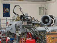 79-0194 @ KBOI - Undergoing maintenance.  190th Fighter Sq., Idaho ANG. - by Gerald Howard