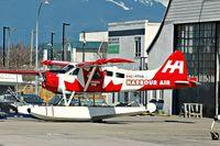 C-FFHA @ YVR - Canada 150 livery - by Manuel Vieira Ribeiro