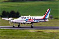 D-INGE @ EDDR - Cessna 340A - by Jerzy Maciaszek
