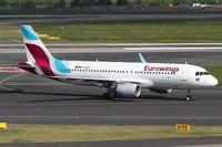 D-AIZQ @ EDDL - eurowings - by Jeroen Stroes