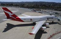 VH-OEE @ KSFO - Boeing 747-400ER