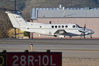 84-0486 @ KBOI - Take off roll on RWY 28L. - by Gerald Howard