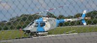 N139RD @ KDAN - 1971 Bell OH-58C in Danville Va. - by Richard T Davis
