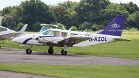 G-AZOL - Stapleford Aerodrome, UK - by G. Crisp