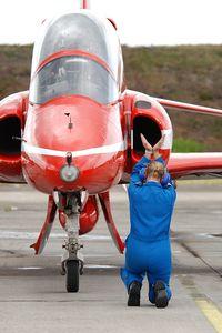 XX237 @ LFBC - Royal Air Force Red Arrows Cazaux Air Force base LFBC - by Jean Goubet-FRENCHSKY