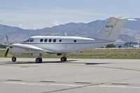 85-1272 @ KBOI - On Juliet awaiting clearance for RWY 10R. - by Gerald Howard