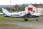 G-OZAM @ EGBO - At Wolverhampton (Halfpenny Green) Airport