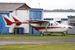 N80N @ EGBO - At Wolverhampton (Halfpenny Green) Airport