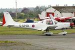 G-GPSR @ EGBO - At Wolverhampton (Halfpenny Green) Airport