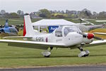 G-GPSI @ EGBO - At Wolverhampton (Halfpenny Green) Airport
