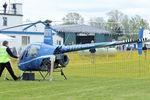 G-VVBR @ EGBO - At Wolverhampton Halfpenny Green Airport