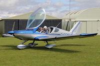 G-CGMV @ X5FB - Roko Aero NG4 HD, Fishburn Airfield UK. July 11th 2015. - by Malcolm Clarke