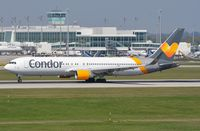 D-ABUZ @ EDDM - Condor B763 starting its take-off run. - by FerryPNL