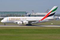 A6-EDL @ EDDM - Emirates A388 departing - by FerryPNL