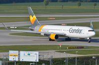 D-ABUA @ EDDM - Condor B763 arriving in MUC - by FerryPNL