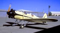 N54876 @ CCR - Buchanan Field Concord California 1964. - by Clayton Eddy