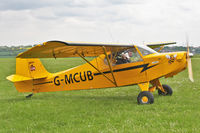 G-MCUB @ X5FB - Reality Escapade at Fishburn Airfield. June 5th 2012. - by Malcolm Clarke
