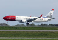 EI-GBG - B738 - Norwegian Air International