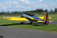 N60805 @ 7S9 - Ryan PT-22 trainer - by Mark G. Forbes