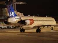 LN-RMC @ LFPG - SAS Scandinavian Airline System at CDG Terminal 1 - by Jean Goubet-FRENCHSKY