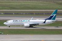 C-GKWA @ KIAH - Boeing 737-800 - by Mark Pasqualino