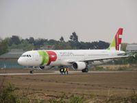 CS-TJH - A321 - TAP Portugal