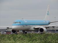 PH-EZS @ EHAM - KLM EMBREAR OVER QUEBEC - by fink123
