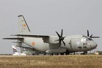 2702 @ LMML - Alenia C-27J Spartan 2702 Romanian Air Force - by Raymond Zammit