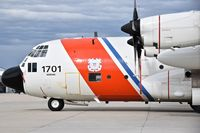 1701 @ KBOI - The USCG obtained this aircraft from the USAF. Old #82-0082. - by Gerald Howard