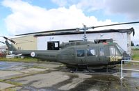 66-16779 @ KSTS - Bell UH-1H - by Mark Pasqualino