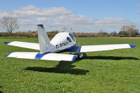 G-ROKO @ EGBR - Roko Aero NG4 HD at Beighton Airfield's Early Bird Fly-In. April 13th 2014. - by Malcolm Clarke