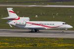 OO-JUK - FA7X - Flying Service