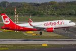 D-ABNX @ EDDL - Air Berlin - by Air-Micha