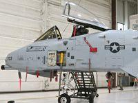 78-0703 @ KBOI - In the maintenance hangar.  190th Fighter Sq., Idaho ANG. - by Gerald Howard