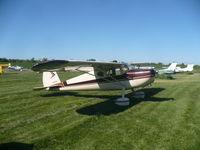 N120PG @ I73 - Cessna 120 - by Christian Maurer