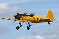 G-RLWG @ EGBR - Ryan PT-22 Recruit (ST3KR) at Breighton Airfield's Auster Fly-In. May 4th 2015. - by Malcolm Clarke