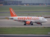 G-EZAM @ EHAM - EASYJET A320 - by fink123