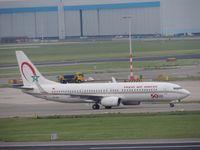 CN-RGN @ EHAM - ROYAL AIR MAROC - by fink123
